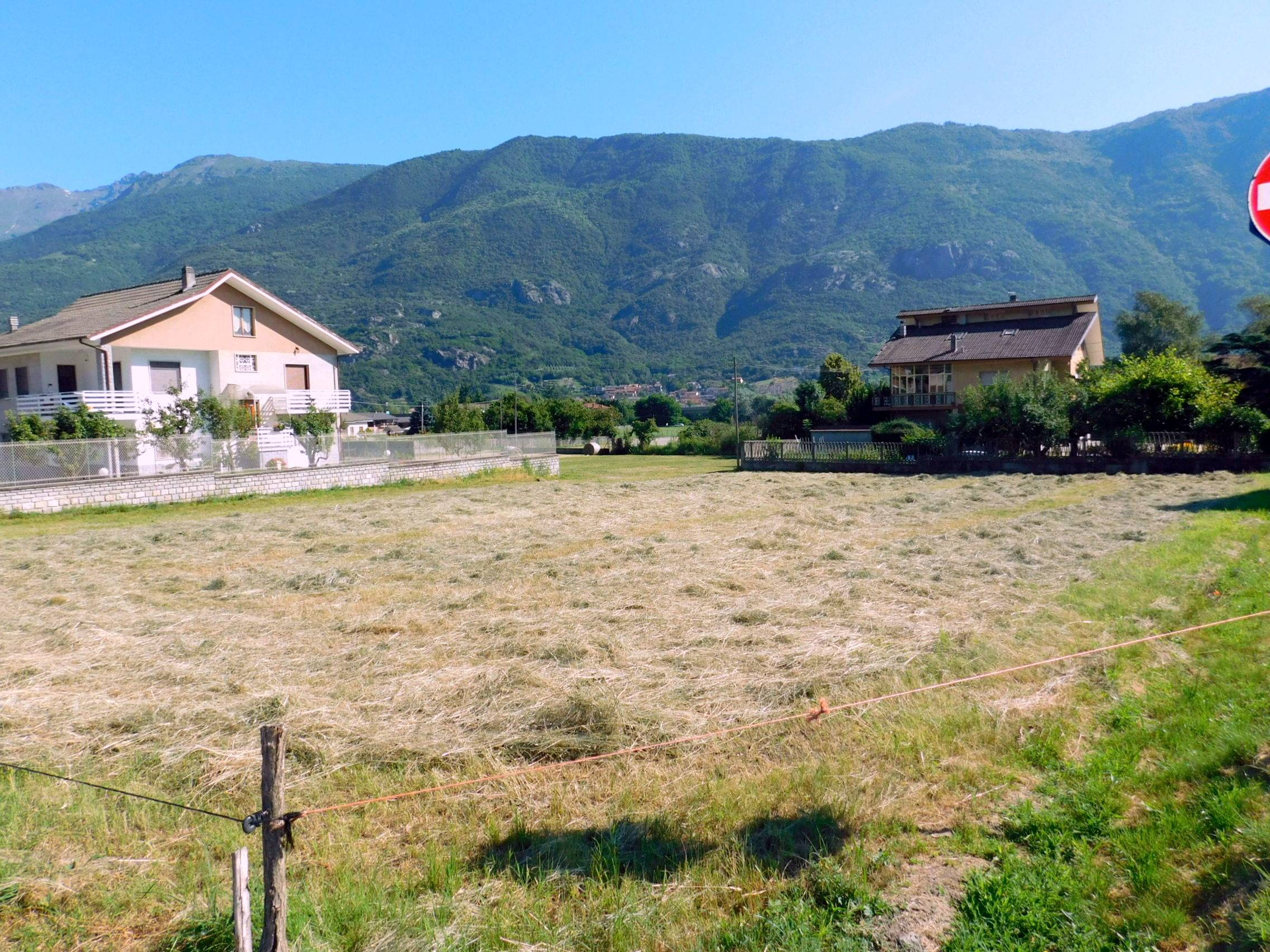 Villar Focchiardo: terreno edificabile