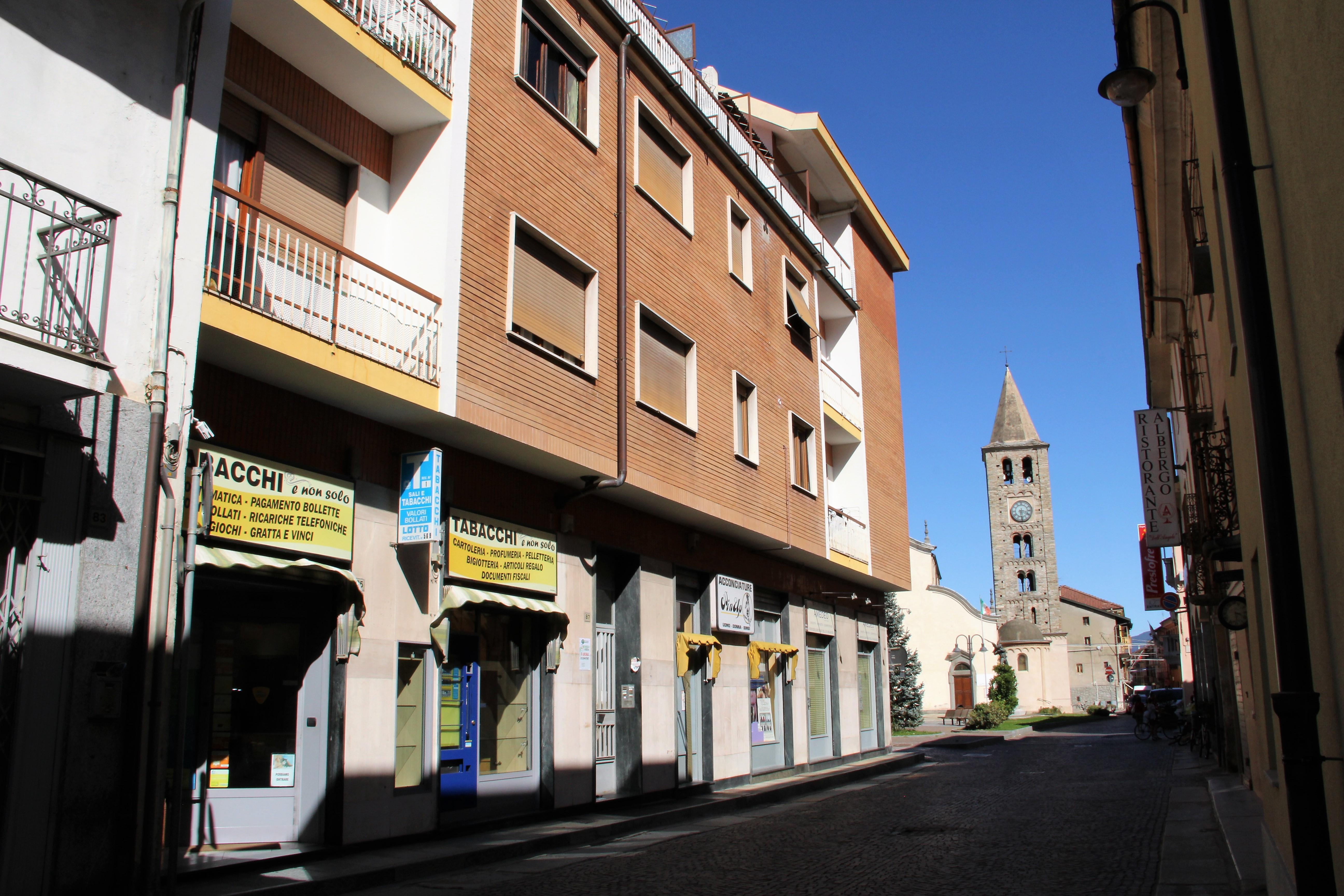 Sant'Antonino di Susa (TO): Trilocale in pieno centro
