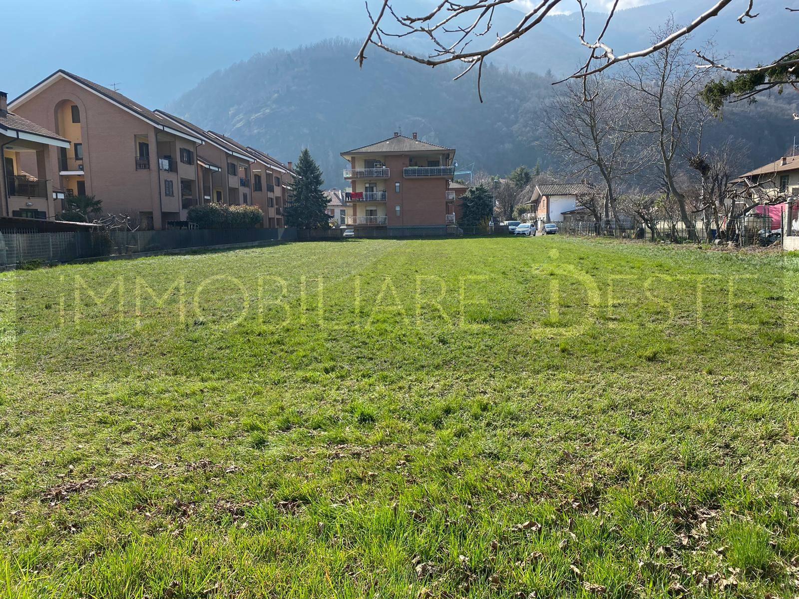 Sant'Antonino di Susa (TO): terreno edificabile