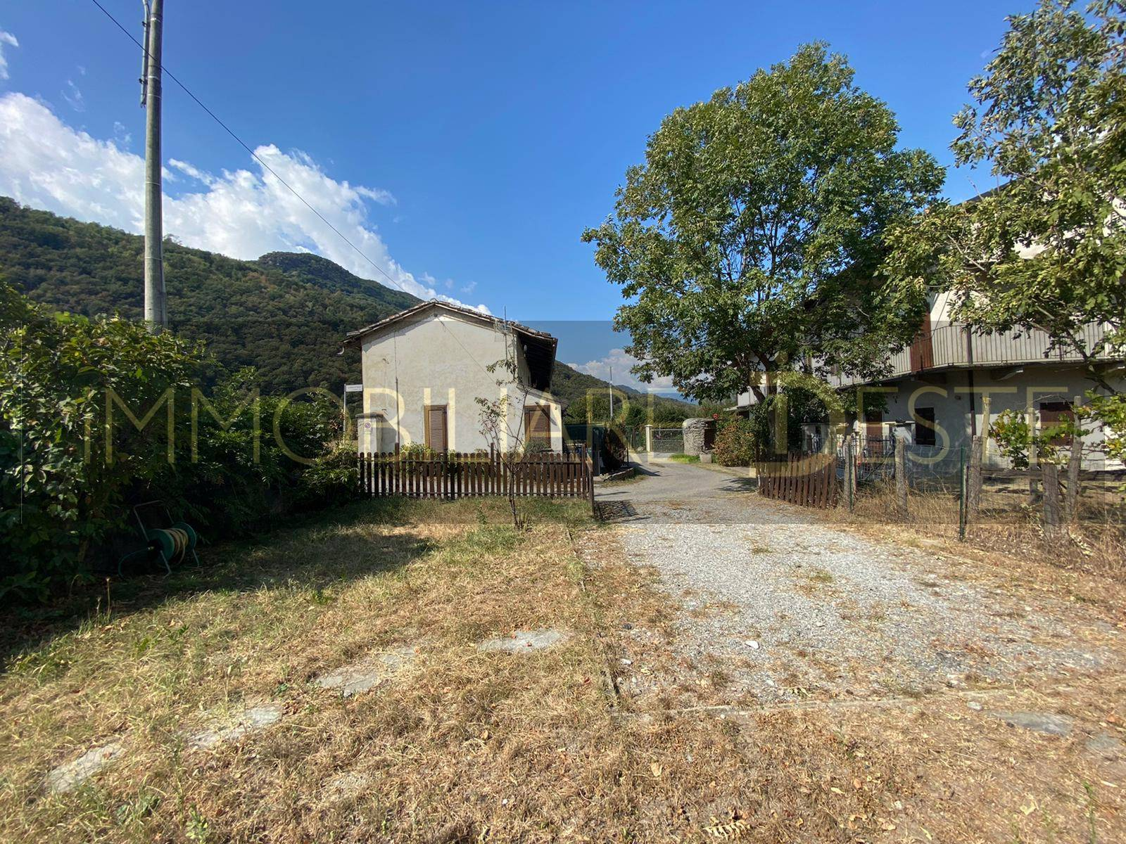 Villar Focchiardo (TO): semindipendente con giardino